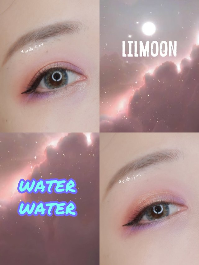 美瞳|无限回购款LilMoon W...
