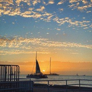 KeyWest自驾游|美国最南端小岛跨年...