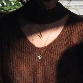 IHUSH星座项链➕CELINE字母项链...