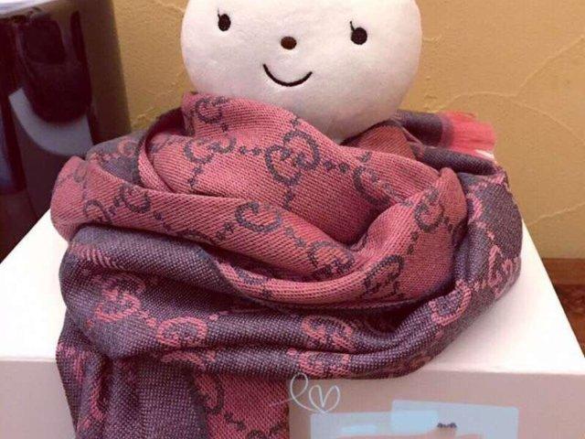 Gucci围巾