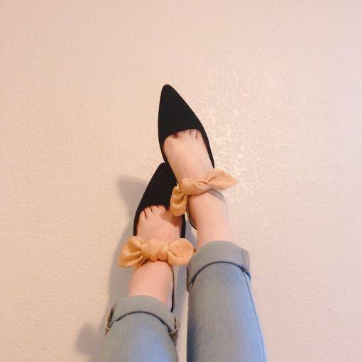 5月晒货挑战1⃣️1⃣️|The Row 猫跟鞋