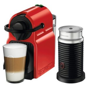 Nespresso Inissia Red Bundle by Breville : Target