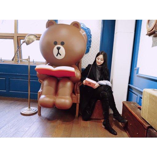 童话世界 | 上海Line Friends好吃好看又好玩