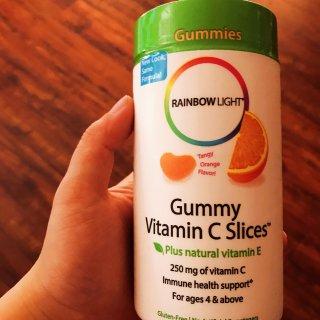 Gummy Vitamin C Slices