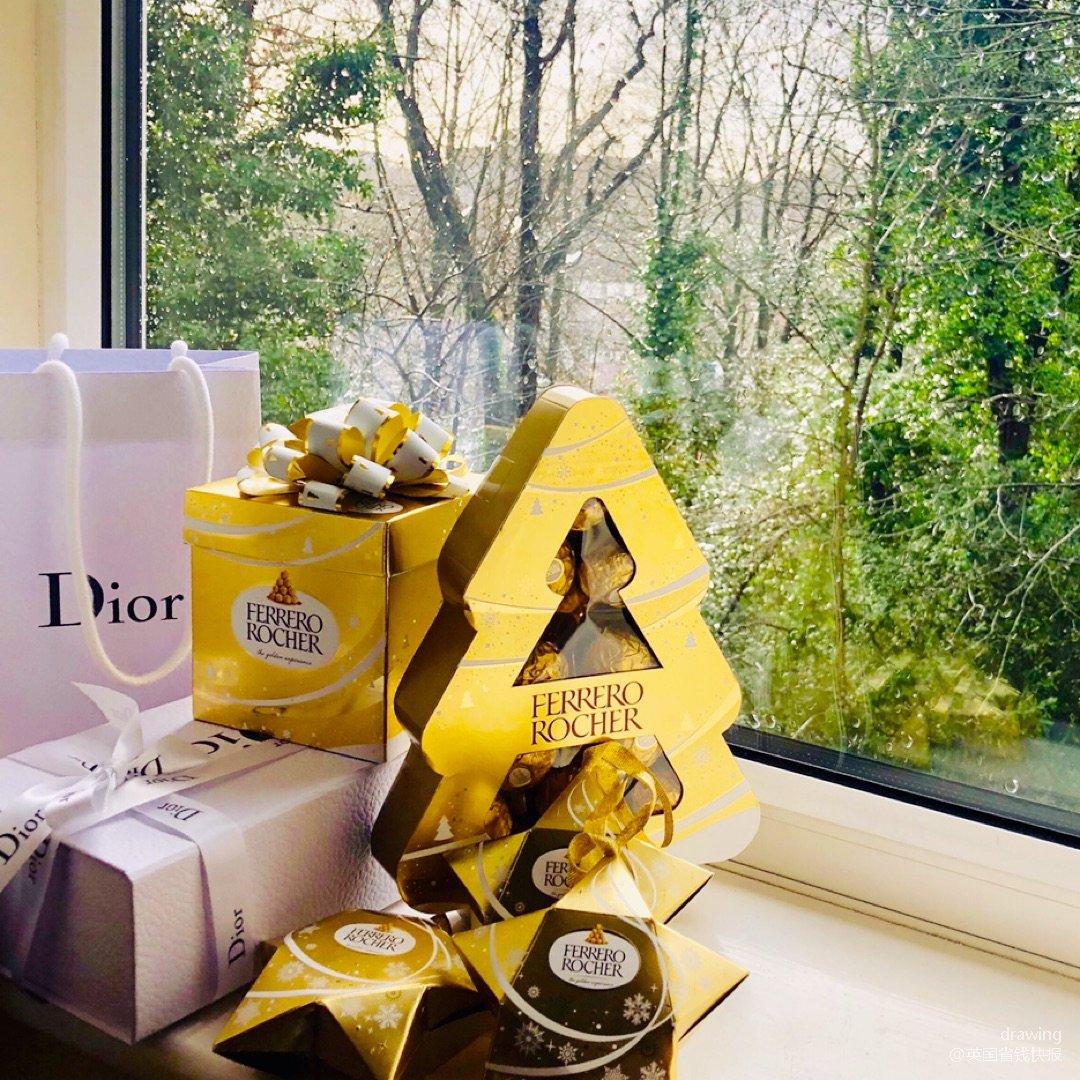 Ferrero Rocher 费列罗巧克力,Dior 迪奥
