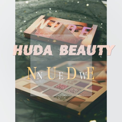 ✨Huda Beauty New Nude