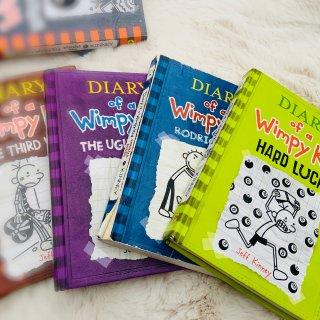 🐶经典童书推荐—Diary of a W...