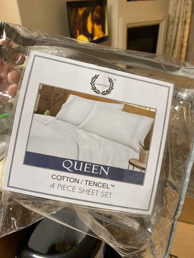 9.99的棉➕天丝床单