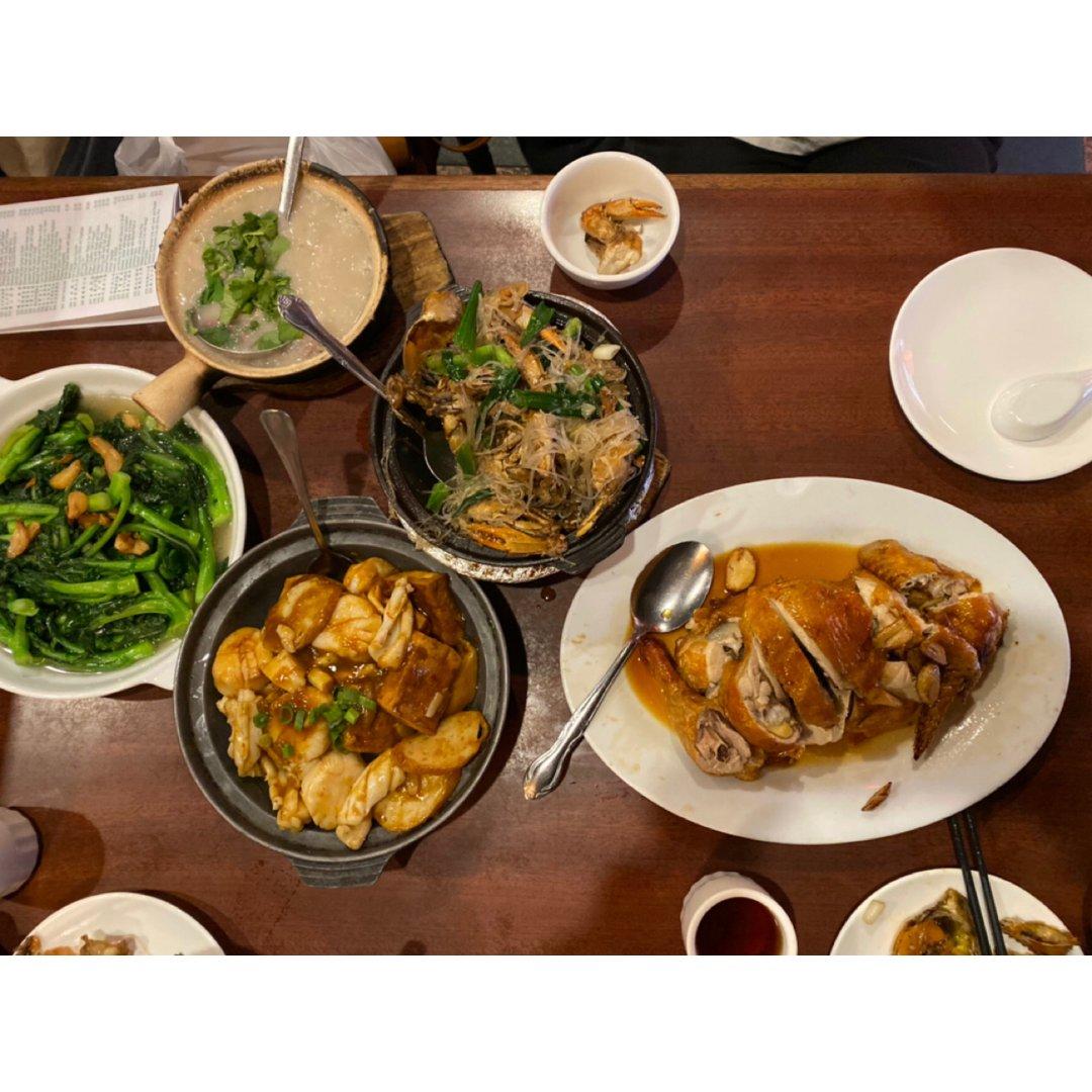 纽约Chinatown喝粥的好去处地点: