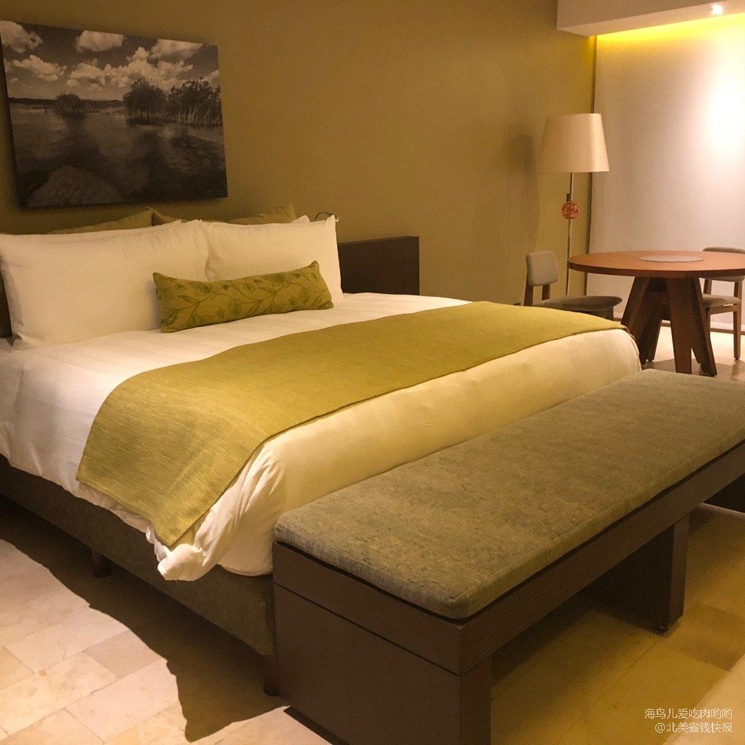 坎昆洲际酒店体验