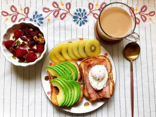 一個美美噠早餐 完美地打敗起床氣 ...
