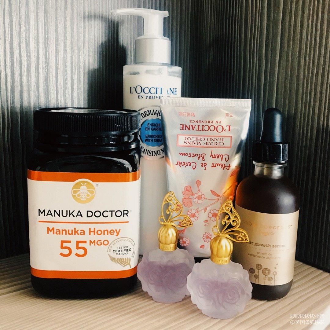 L'Occitane 欧舒丹,L'Occitane 欧舒丹,Manuka Doctor,Grow Gorgeous