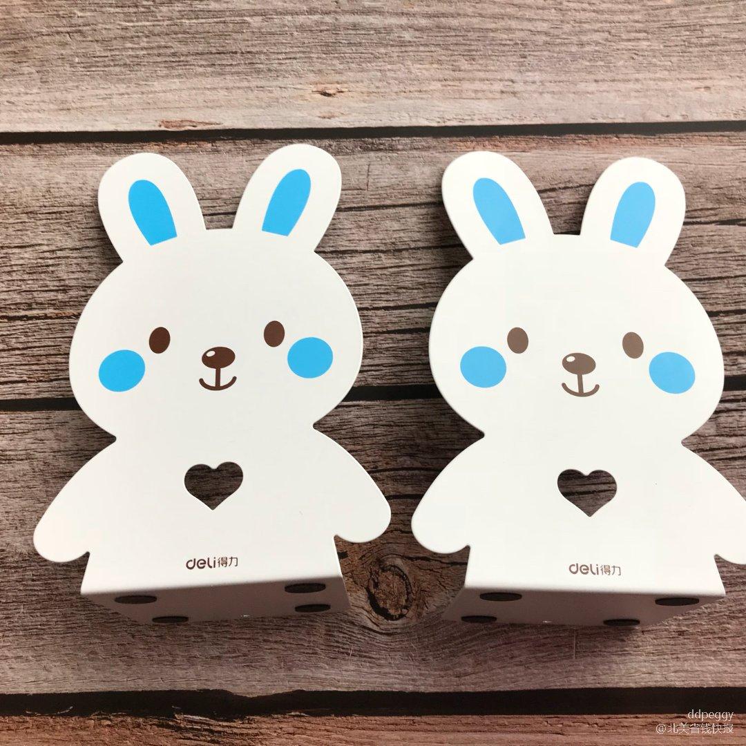 超实用!小兔子简易书架