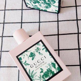 好物分享💞|Gucci绿色💚繁花之水💐...