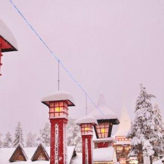 跨越北极圈🐾圣诞老人真的存在哦!...
