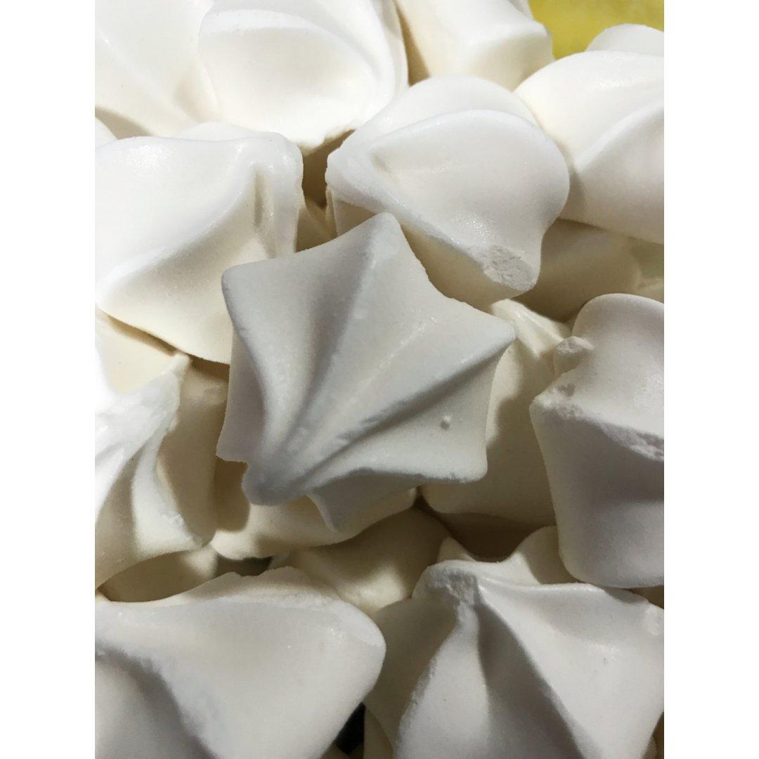 🌱奶油香草蛋白糖🌱