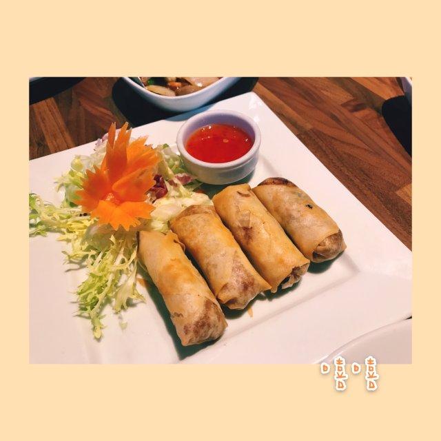 【爱丁堡探店】好吃的泰国菜~