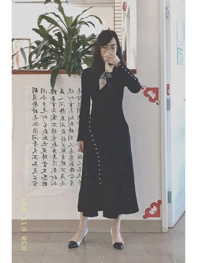 一条超级喜欢,得到人人夸的毛衣裙