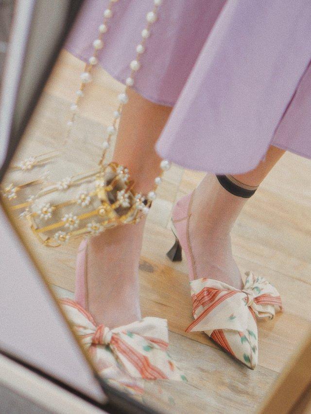 💗💜是谁的仙女鞋呀!🧚♀️🧚♀️