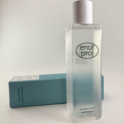 Enough Project|做你自己🤍純素環保護膚品牌