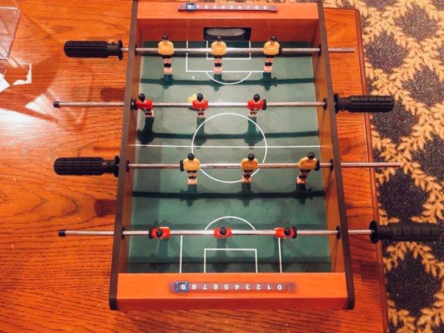 🎮好玩的桌上足球⚽
