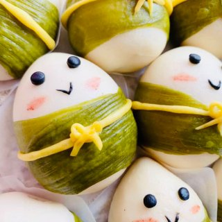 粽子寶寶饅頭慶端午🍙...