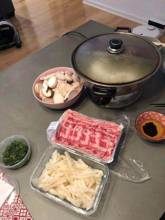 在家吃火锅的必备材料