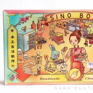 食盒sinobox精致甜点测评...