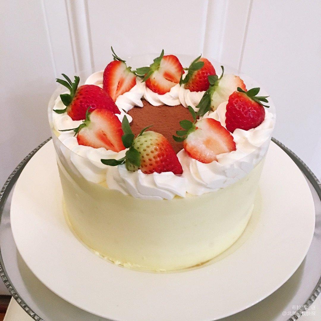 爱的心灵之约 | 自制意大利提拉米苏蛋糕
