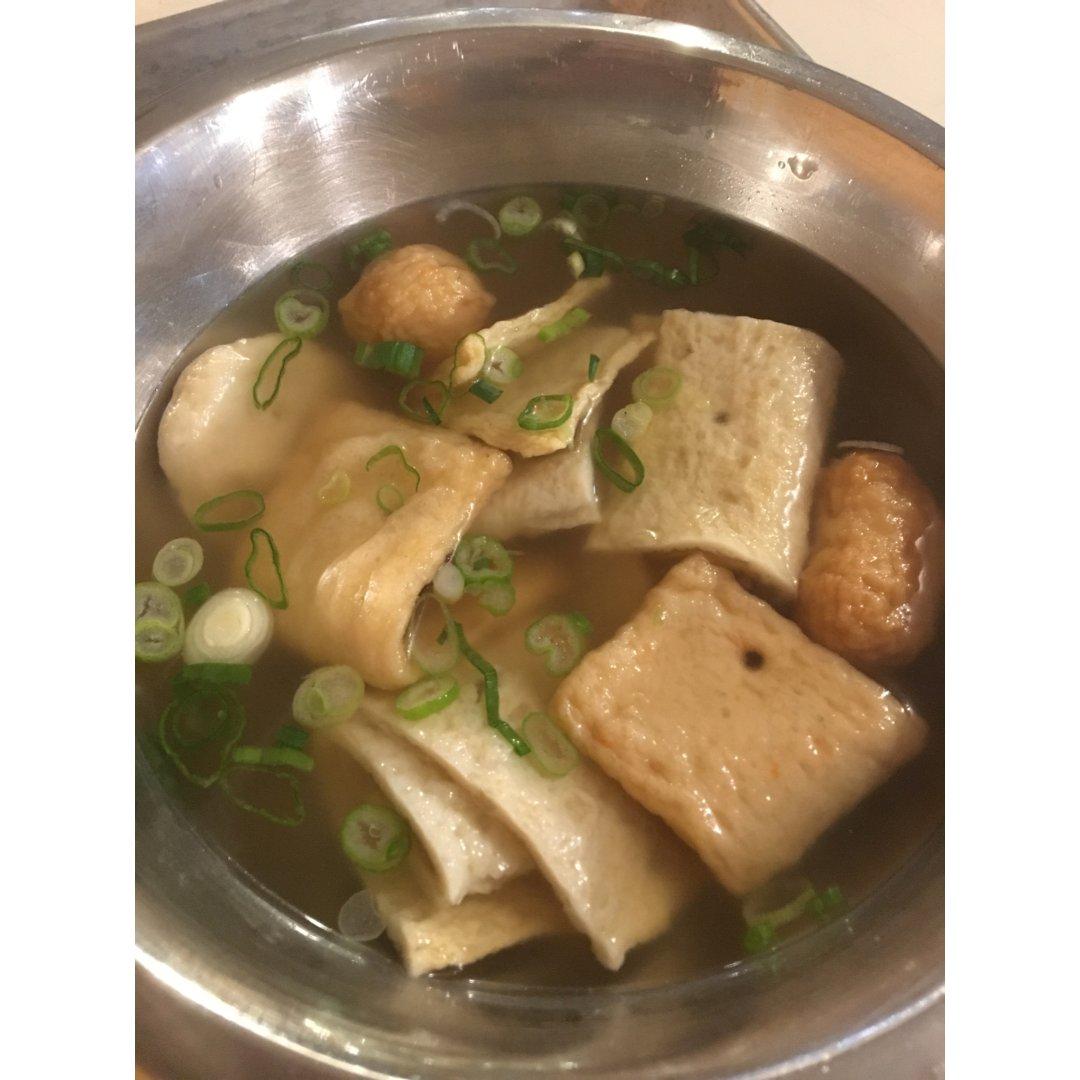 韩国🇰🇷鱼豆腐