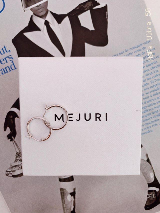 介绍一个我很心水的首饰牌子 MEJURI