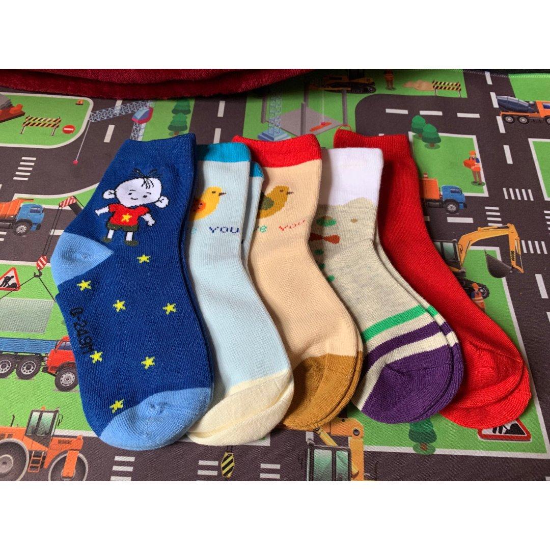 保暖儿童棉袜!
