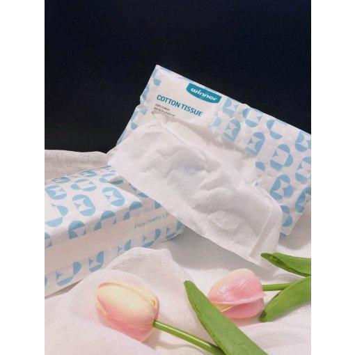 Winner洁面巾 | 常年必备一次性洁面
