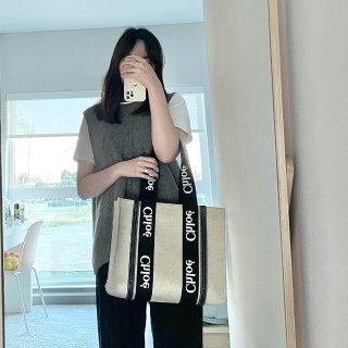 🌙衣橱|Chloe帆布包✖️独家配色...