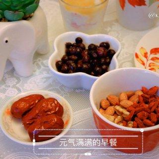 秋季养生早餐 自律女生的饮食日记📖☘️...