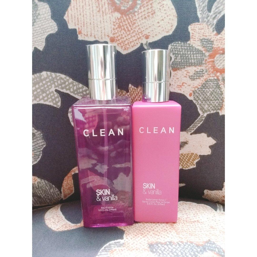 非典型的CLEAN香水
