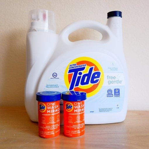 洗衣液的奇迹,One Wash Miracle