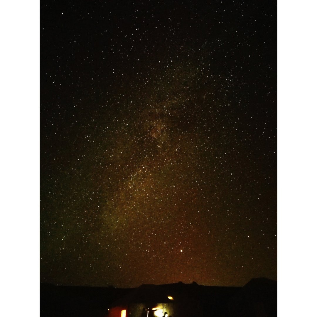 银河和星空✨