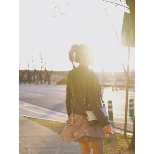 🌸 春季穿搭 | 夕阳无限好