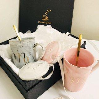 颜值超高的马克杯,享受美妙的下午茶时刻....