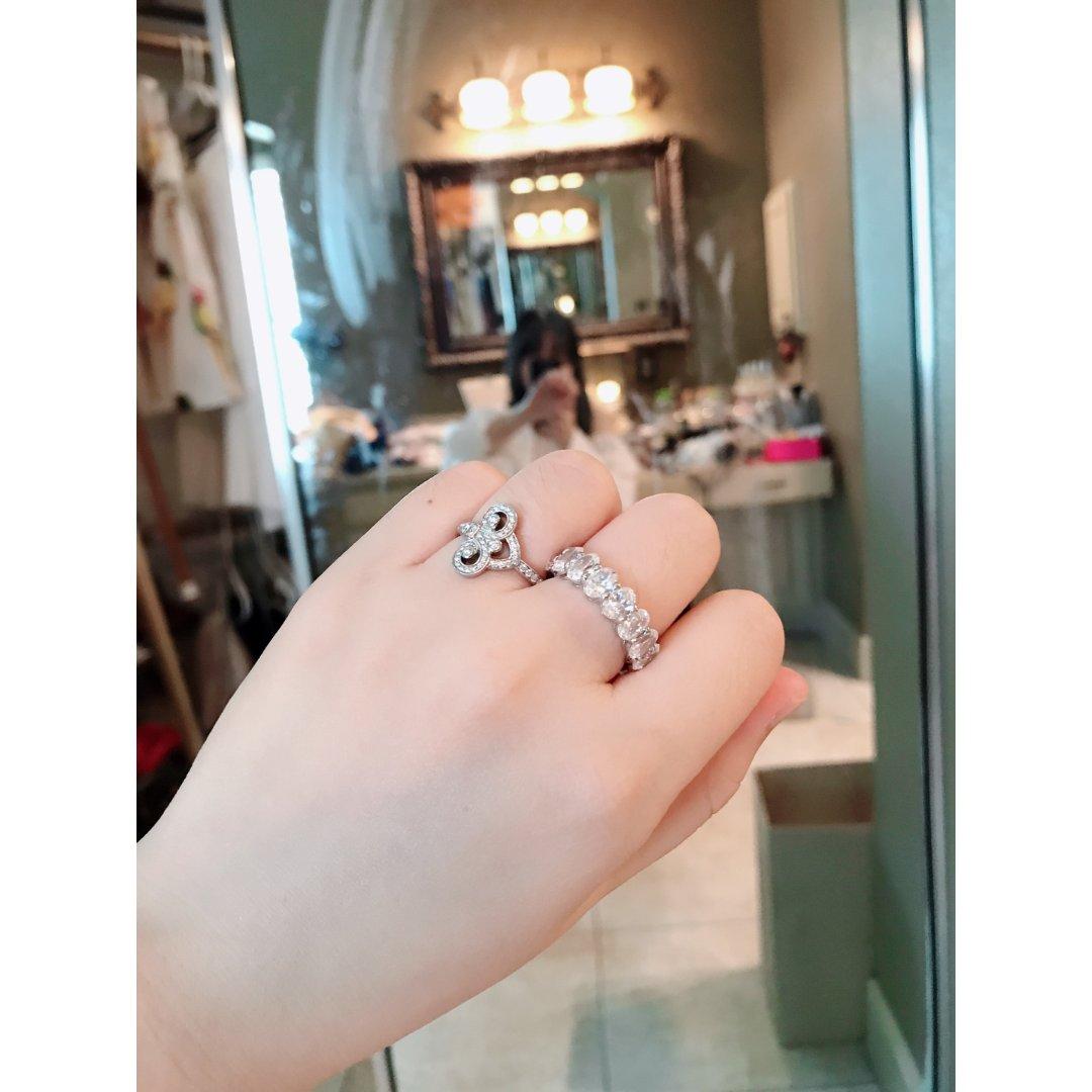 几款最近常戴的夏日指尖装饰戒