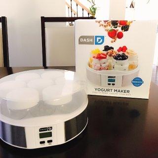 一键快速Dash酸奶机㊙️健康美味,越吃越瘦的秘诀🤫