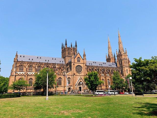 澳洲旅行 | St Mary's ...