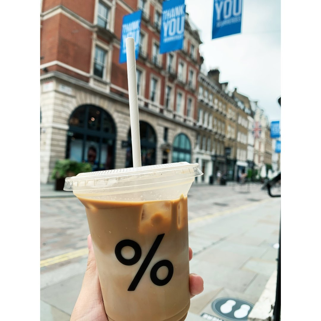 %Arabica 网红咖啡打卡