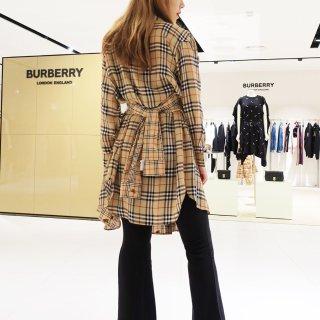 Burberry 巴宝莉,2020时尚年