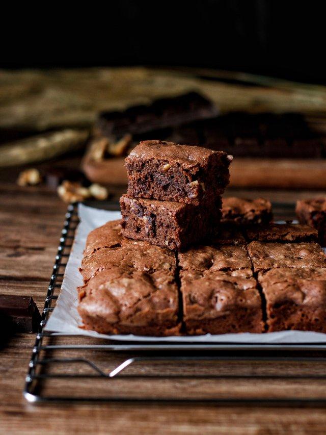 Fudgy Brownies丨高热预警!