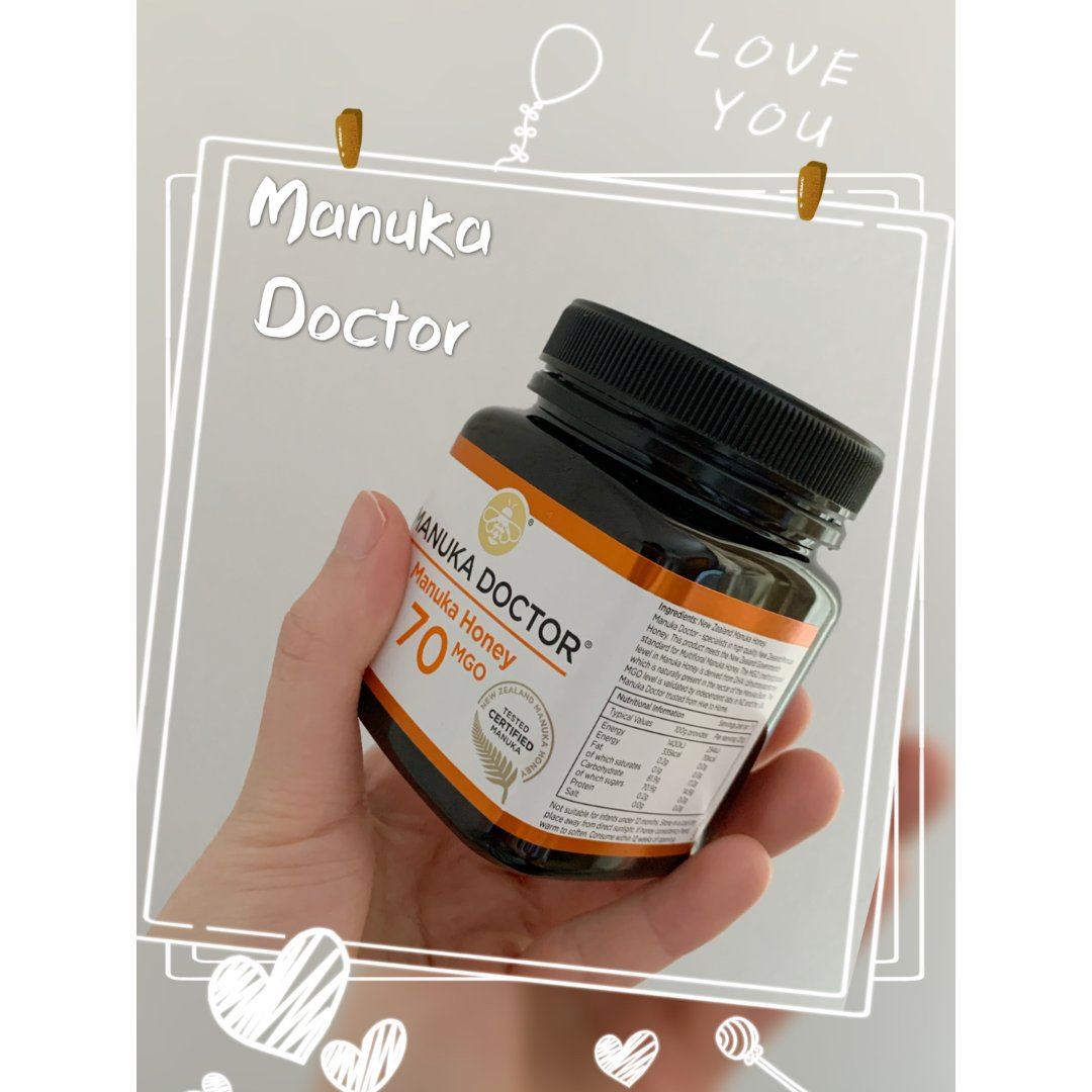 💛Manuka Doctor 最爱...