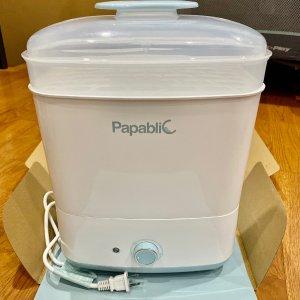 Papablic 婴幼儿奶瓶电子蒸汽消毒烘干一体机