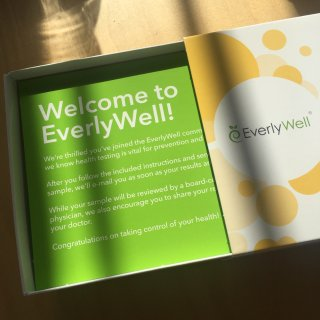 EverlyWell,足不出户的检测体验