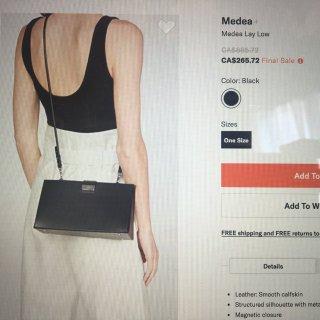 MEDEA,310加元,Shopbop